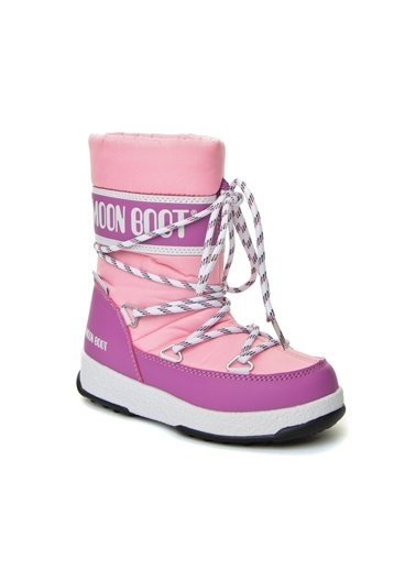 Moon Boot Bot Pembe
